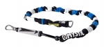 Mystic Kite Safety Leash Handlepass Leash Neo schwarz/blau